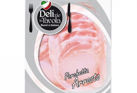 Delizie in Tavola | Porchetta Arrosto