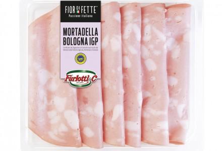 Fior di Fette   Mortadella Bologna IGP