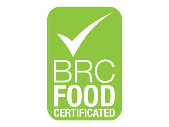 Certificat BRC Food